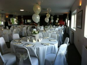 Kingston Rugby Club function room hire